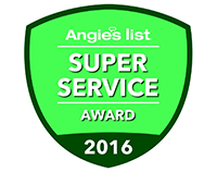 2016 Angie's List Award